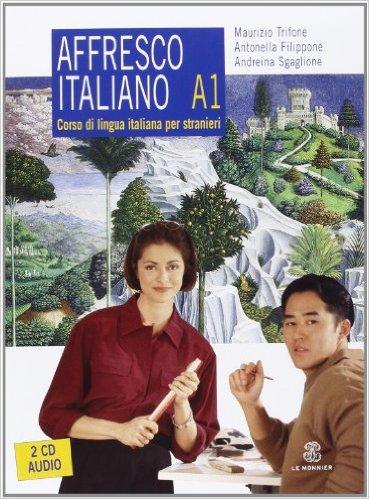 Affresco Italiano A1 učebnice italštiny