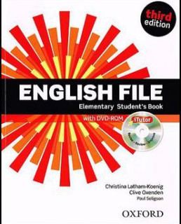 English File Elementary Students book1