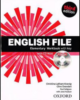 English File Elementary Workbook1