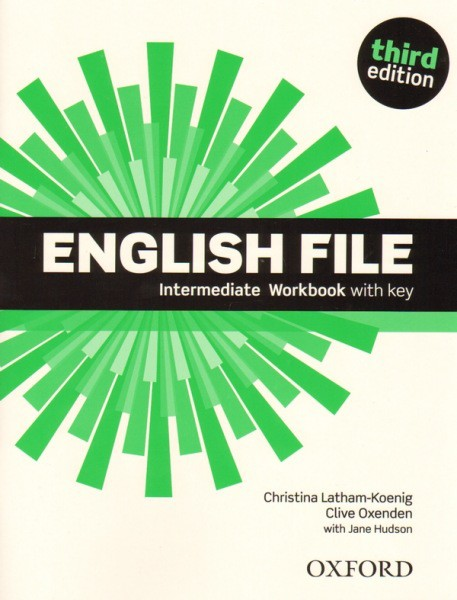English File Intermediate Workbook1