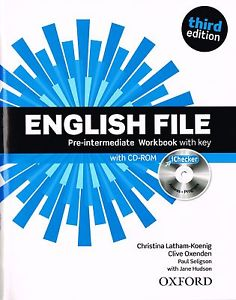 English File Pre-intermediate Workbook1
