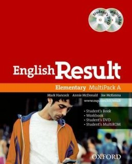 English Result Elementary Multipack A