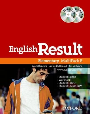 English Result Elementary Multipack B