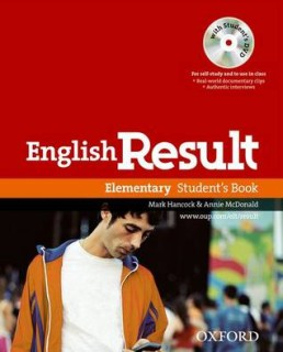English Result Elementary Students book2