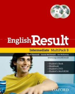 English Result Intermediate Multipack B