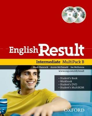 English Result Intermediate Multipack B