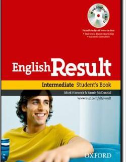 English Result Intermediate Students book1