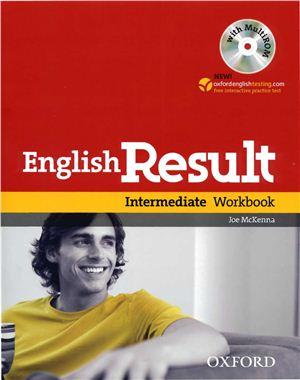 English Result Intermediate Workbook1