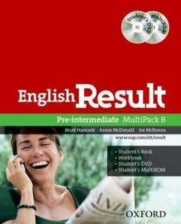 English Result Pre-intermediate Multipack B