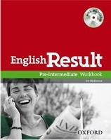 English Result Pre-intermediate workbook