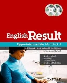 English Result Upper-intermediate Multipack A
