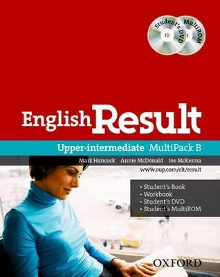 English Result Upper-intermediate Multipack B