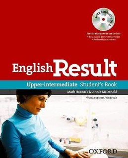 English Result Upper-intermediate Students book1