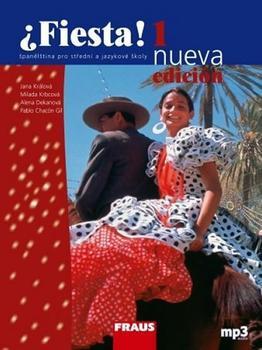 Fiesta 1 začátečníci učebnice španělštiny