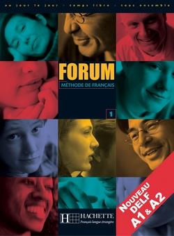 učebnice Hachette A1 francouzština