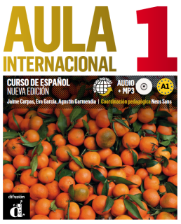 aula_internacional_1 ucebnice spanelstiny