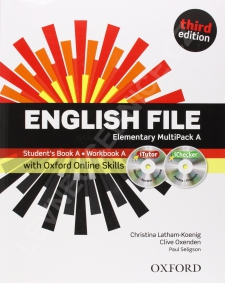 English File 3rd edition Elementary Multipack A