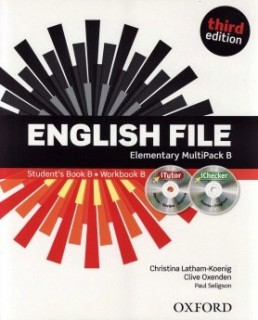 English File Elementary 3rd edition Multipack B