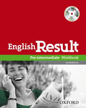 English Result Pre-intermediate workbook2