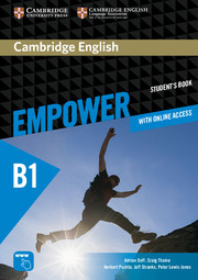 Empower B1 Students book