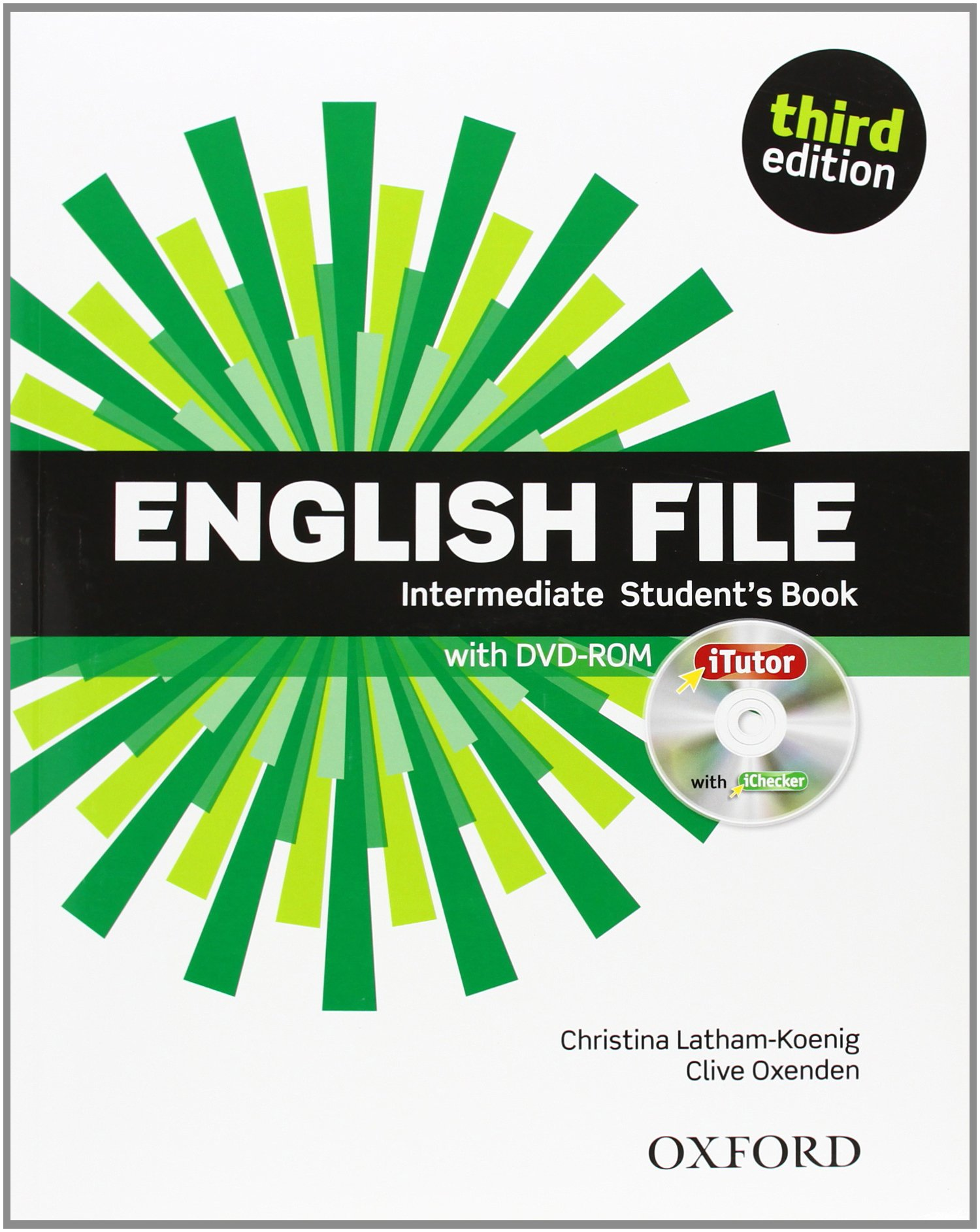 English File Intermediate Students book1
