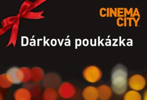 Cinema City poukázka