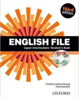 English File Upper-intermediate Students book1