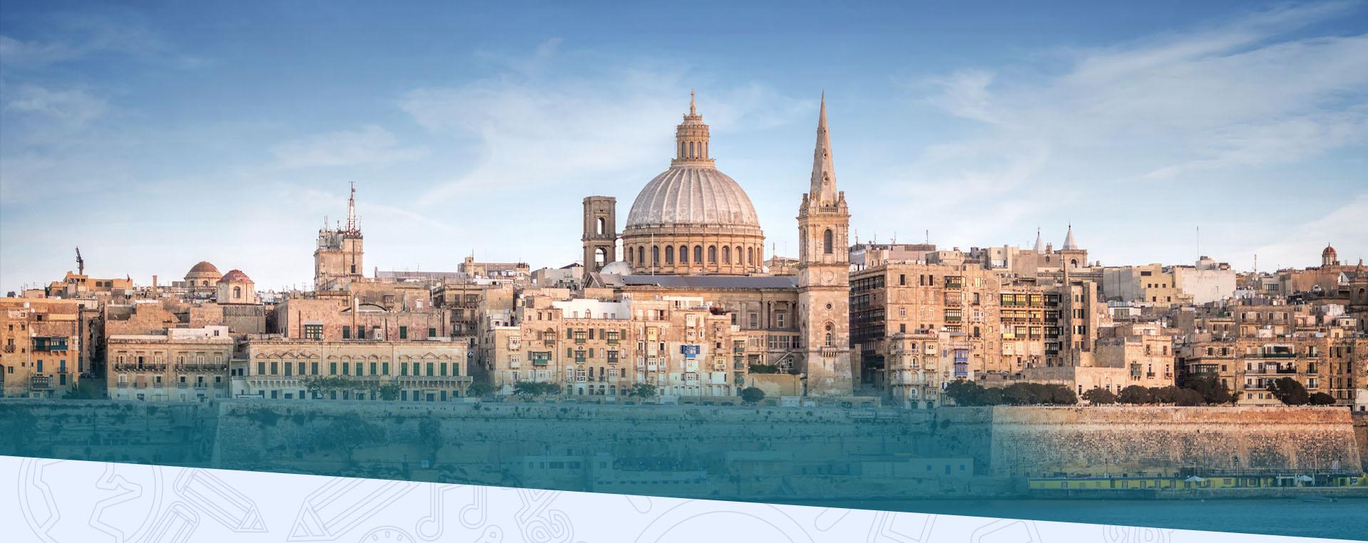 Valletta banner